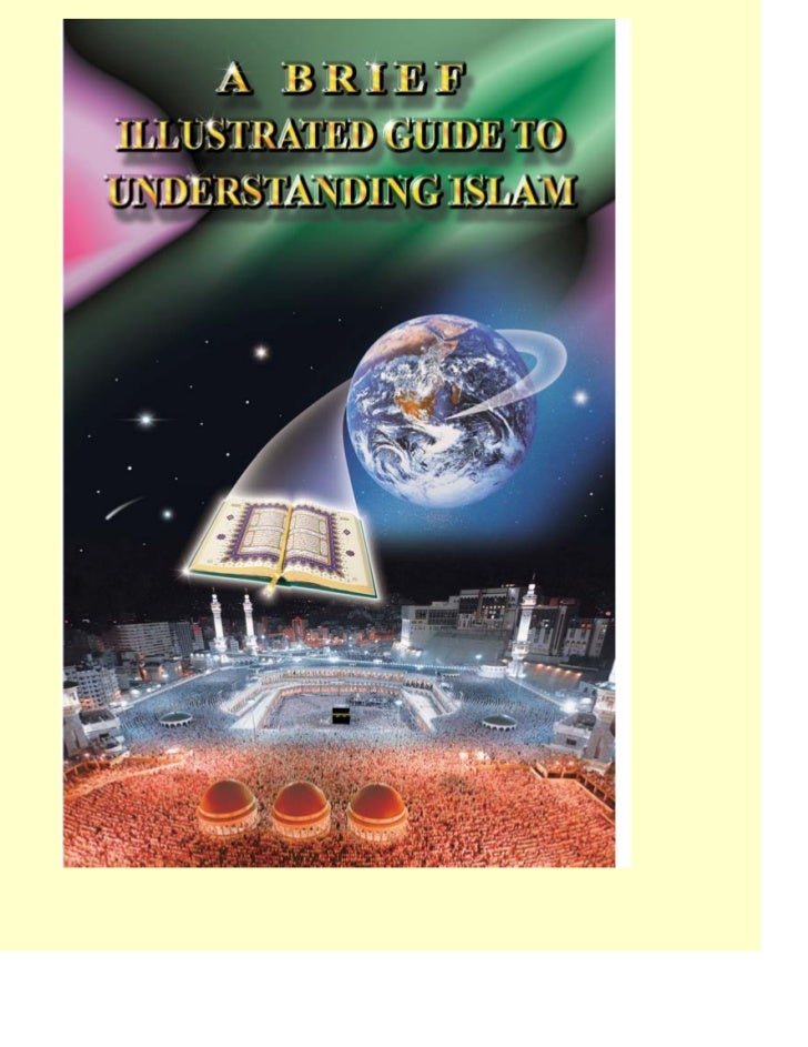 Ms brief illustrated_guide_to_understanding_islam   الدليل المصور الموجز لفهم الإسلام  ملايو
