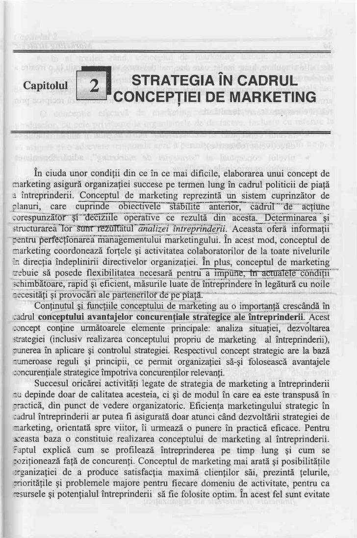 marketing strategic