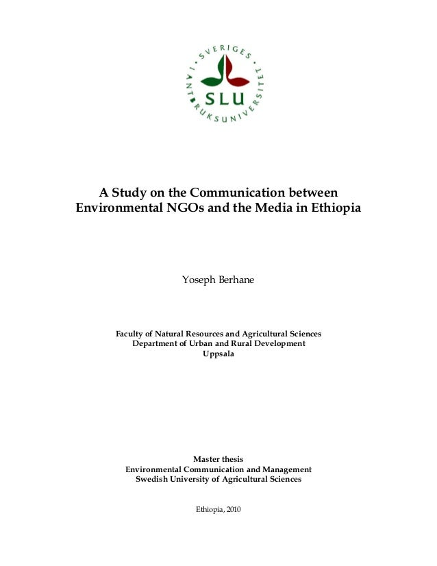 Master thesis_Environmental Communication and Management