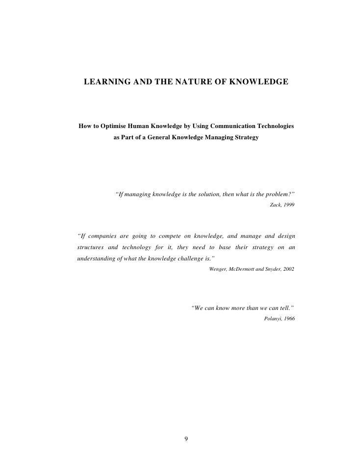 Dissertation proposal communication algebra and geometry
