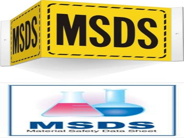    What is MSDS?   How Can I Access The    MSDS?   Important Information    on MSDS   Systems of Labeling             ...