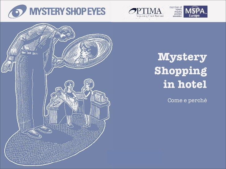 Mystery                                                      Shopping                                                     ...