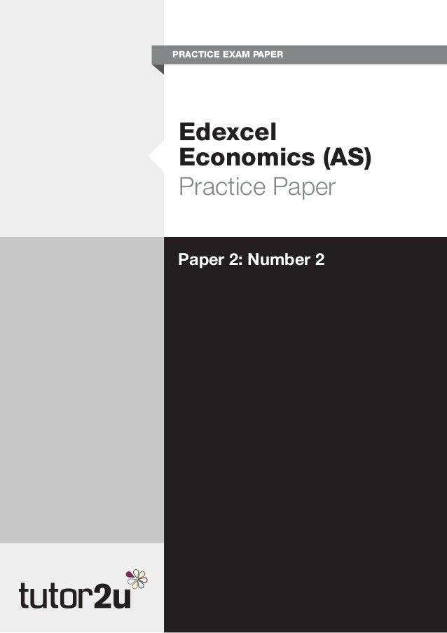 IGCSE Economics 0455 Past Papers - PapaCambridge