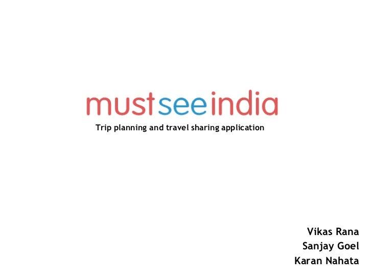 Must See India at Startup Saturday