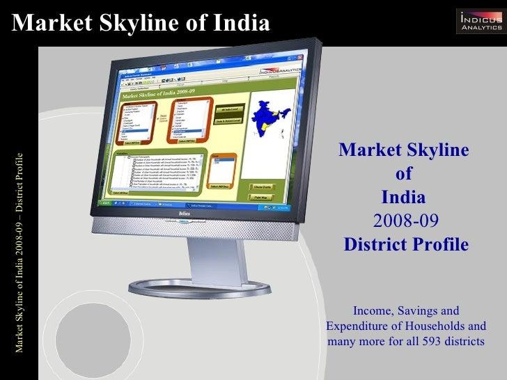 Market Skyline of India                                                           Market Skyline Market Skyline of India 2...