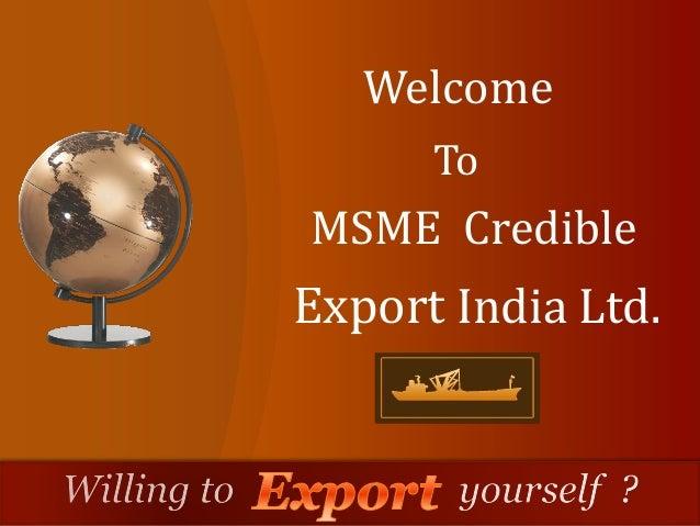 Msme portfolio
