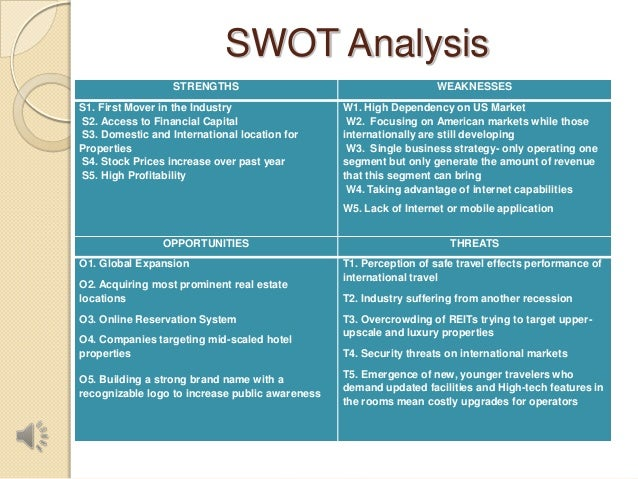 swot analysis the indian hotels company This mcdonald's swot analysis reveals how the most successful fast-food chain company of all time uses its competitive advantages to continue dominating fast-food industry it identifies all the key strengths, weaknesses, opportunities and threats that affect the company the most.