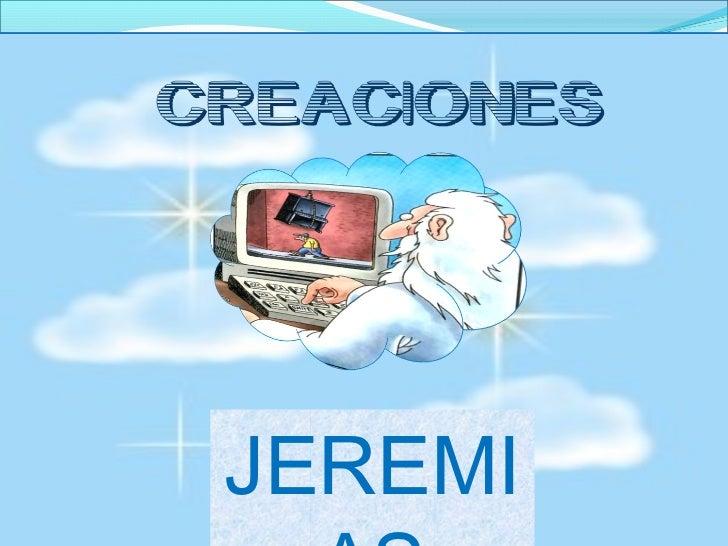 CREACIONES JEREMI