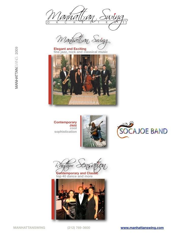 Manhattan Swing Magazine