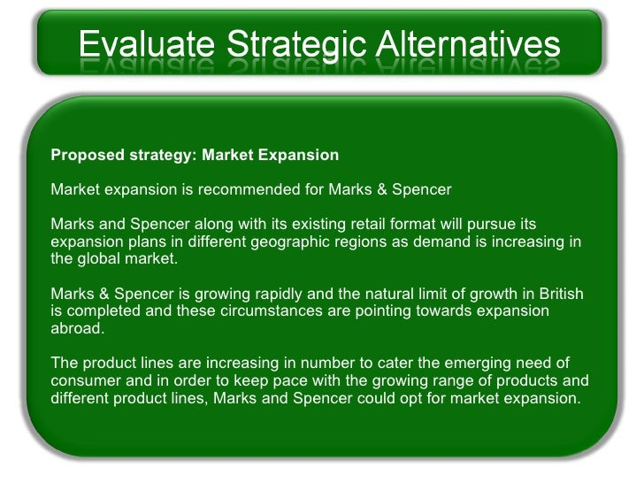 marketing strategy evaluation essay