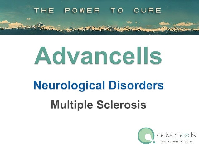 Multiple Sclerosis Treatment | Stem Cell Treatment for Multiple Sclerosis