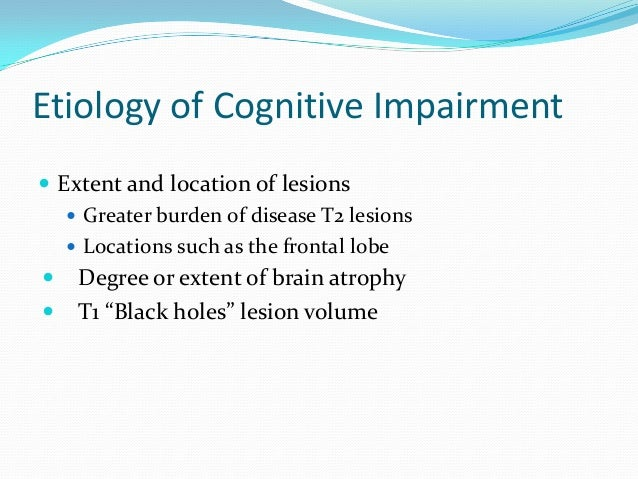 gabapentin and cognitive function