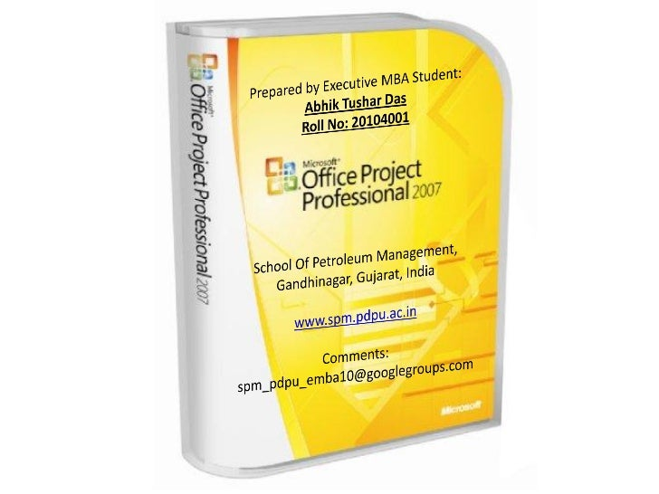microsoft project beginners guide pdf