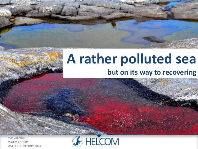 HELCOM? What is that and why should you care?