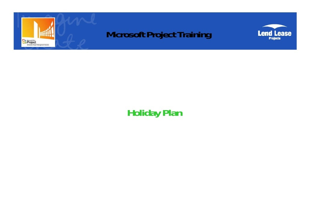 ms project 2007 tutorial for beginners pdf