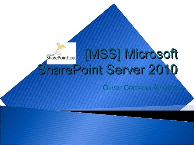 MSS 2010