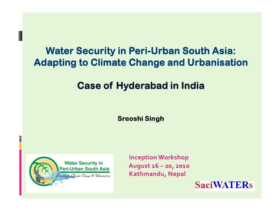 Hyderabad Research Site_ Ms. Sreoshi Singh