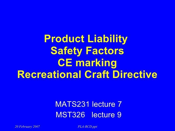 Mst326 9 Pl Rcd