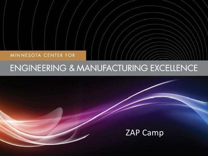 MSU ZAP Camp Presentation
