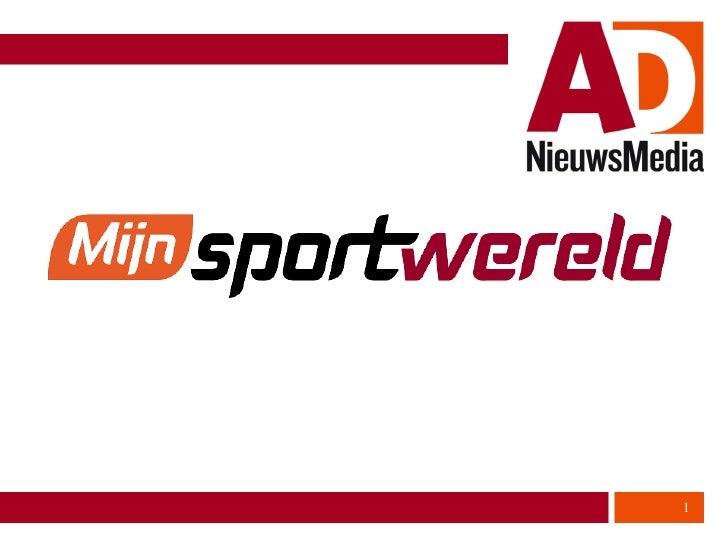 MijnSportwereld.nl