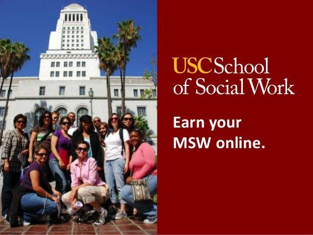 MSW@USC Webinar