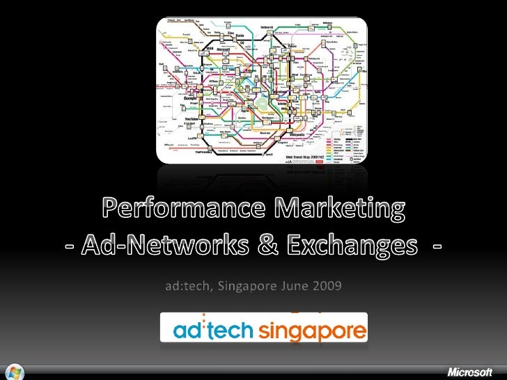 Advertising Networks & Exchanges - ad:tech, Singapore
