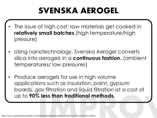 svenska aerogel