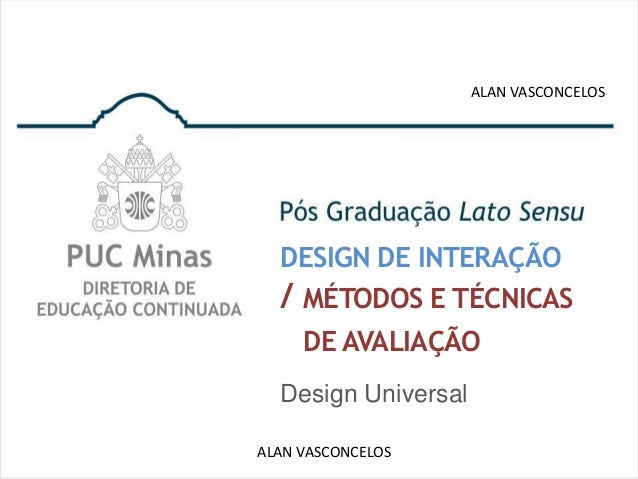 Mta1 aula-06 - Design Universal