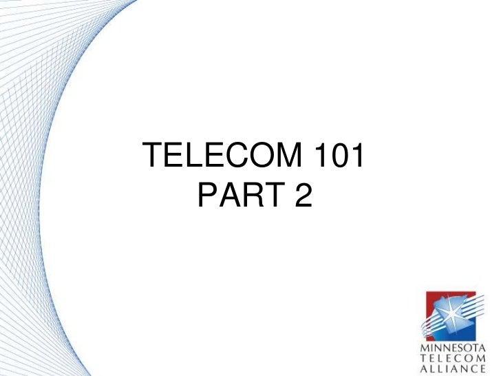 MTA Telecom Policy: Local impact of USF & ICC