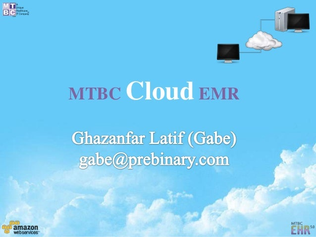 MTBC Cloud EMR