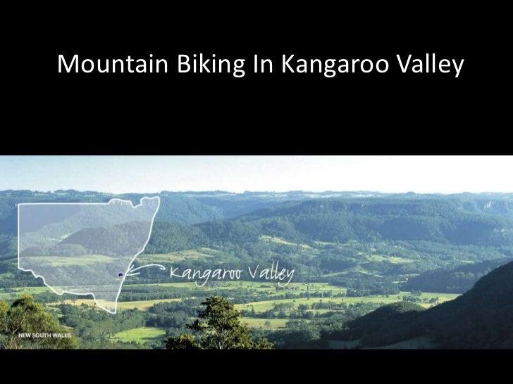 Mountain Bike Presentation for Jim Anderson
