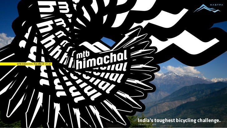 mtb himachal RaceBook v11.01                               India's toughest bicycling challenge.                          ...