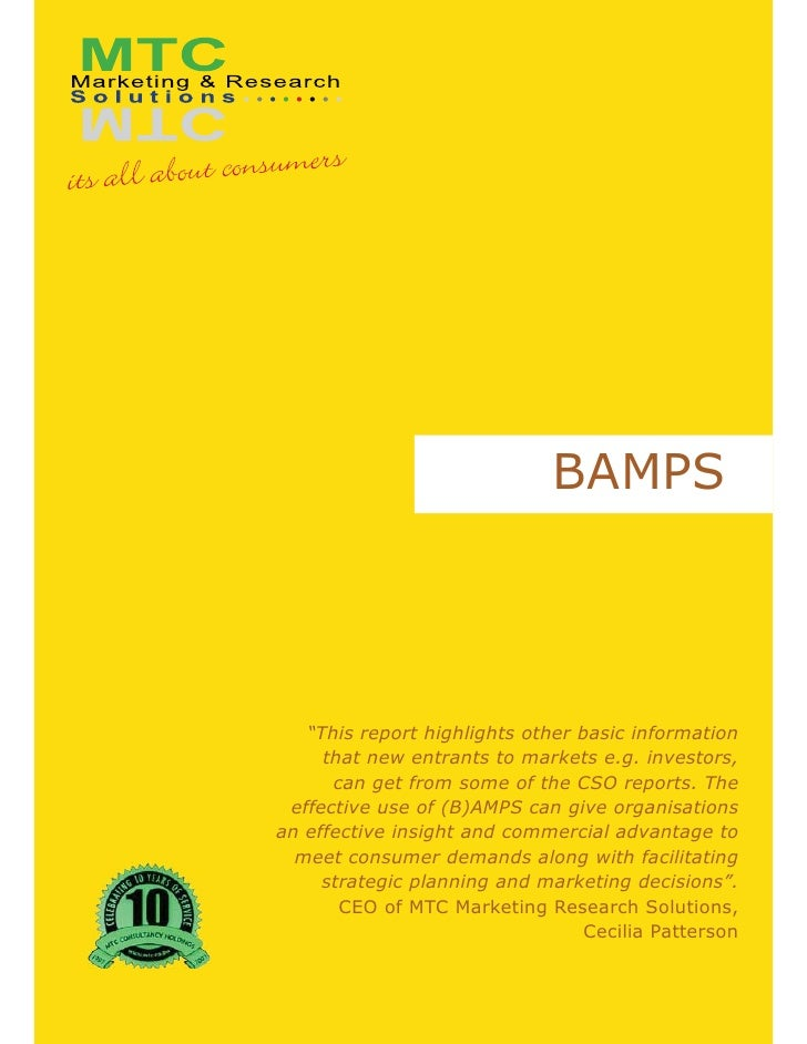 MTC Bamps Brochure