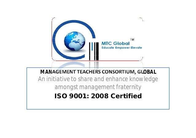 Mtc global -brief presentation