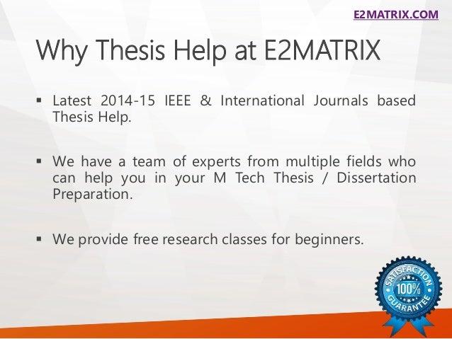 dissertation preparation essay