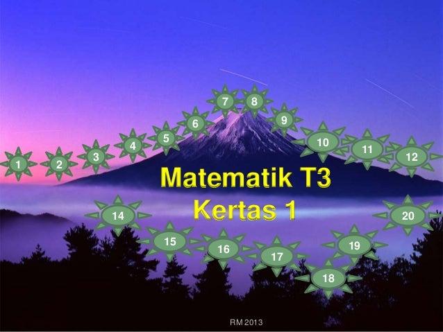 Mth t3