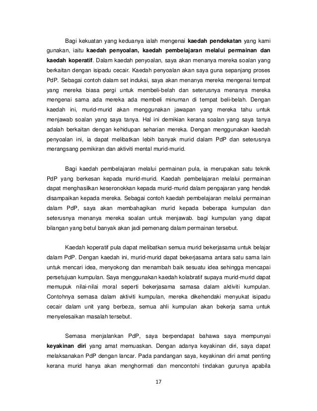 Mtm2203 laporan