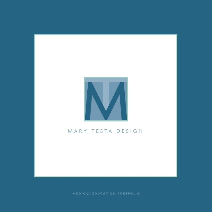Mary Testa Med Ed samples