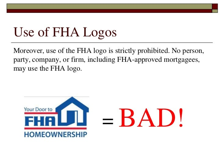 Federal Housing Administration USAGov