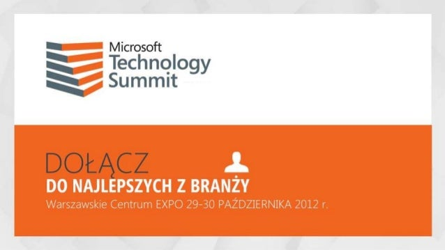 Azure: co i kiedy użyć (IaaS vsPaaS vs Hybrid Cloud vsWebsites vs …) (400)     Tomasz Kopacz     Architect Evangelist | Mi...