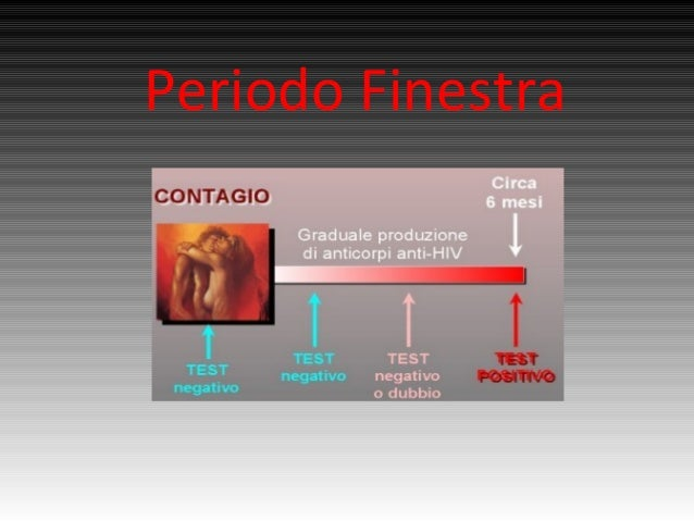 Mts lucia - Aids periodo finestra ...