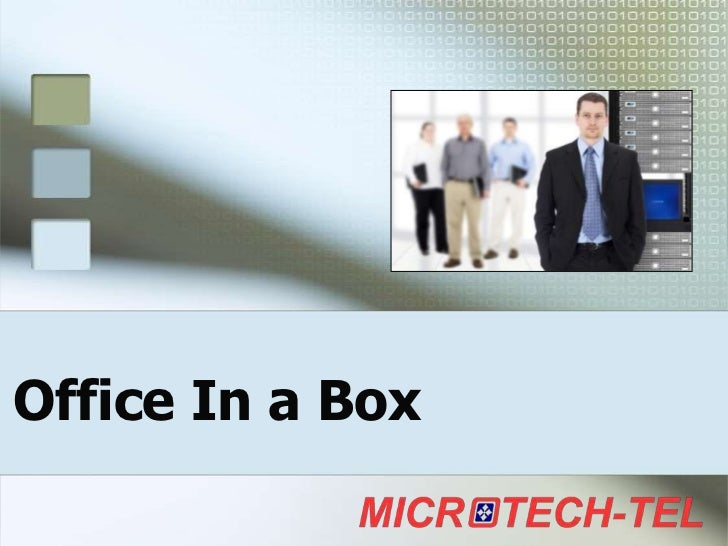 Microtech-Tel's Office in a Box