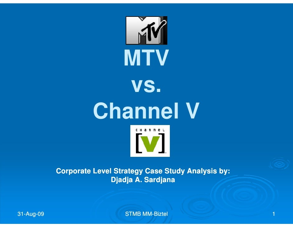 case study the evolution of mtv Mtv's evolution and development over several generations of youth has proven   the study of mtv and music videos in the 1980s is a reflection of its time, as is  most  cases the ready availability of data and texts will cause us to jump at a.
