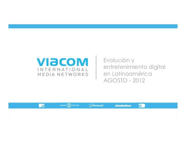 Evolución y                                                                     entretenimiento digital                   ...