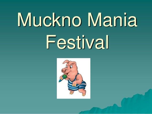 Muckno Mania  Festival