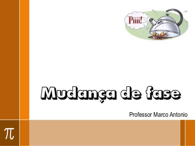 Professor Marco Antonio
