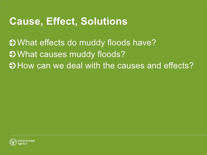 causes effects of floods