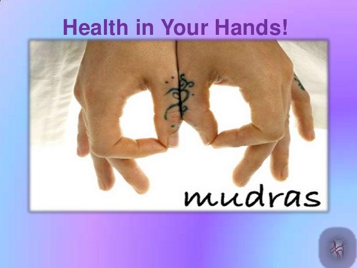 Health in Your Hands!