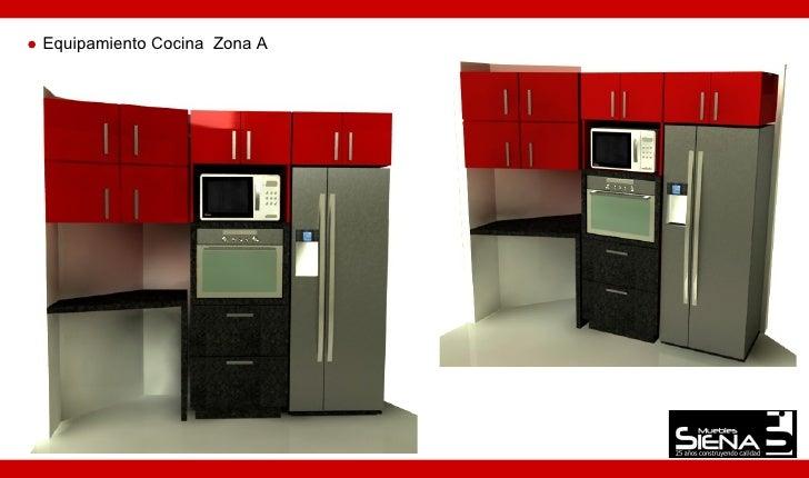 Dise o mueble cocina 7 for Manual para muebles de cocina