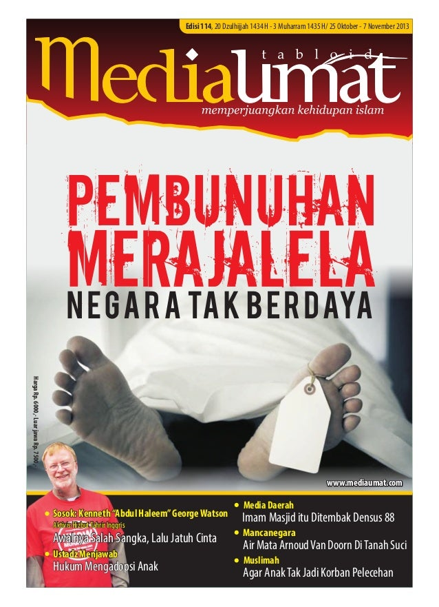Media Umat edisi 114